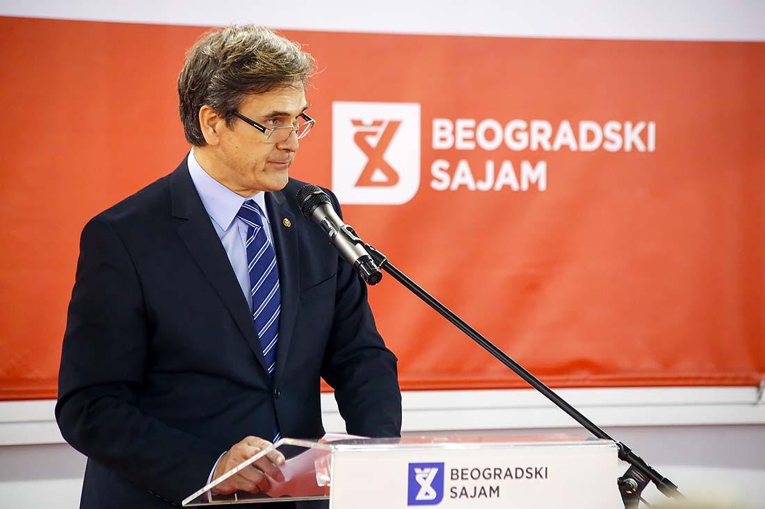 Nenad Nerić, državni sekretar u Ministarstvu za rad, zapošljavanje, boračka i socijalna pitanja