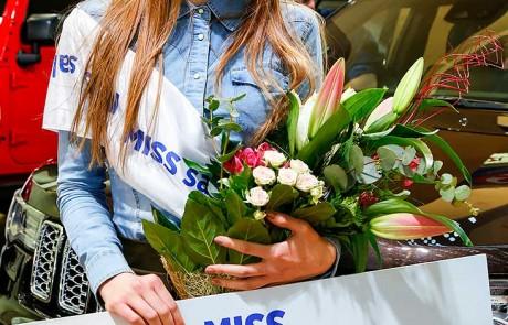 Jelena Djordjevic, MISS Salona automobila