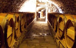 Podrumi manastira Tvrdoš