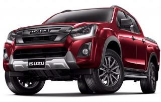 Trio Motors - Isuzu D Max Facelift