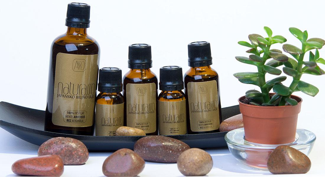 Asso - aroma terapija iz prirode