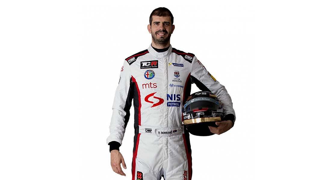 Najbolji srpski automobilista Dušan Borković