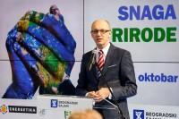 Горан Триван, министар заштите животне средине