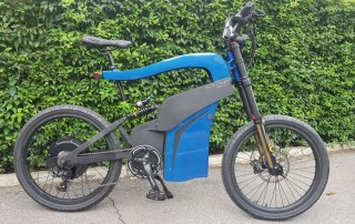 E PRIME electric bicycles
