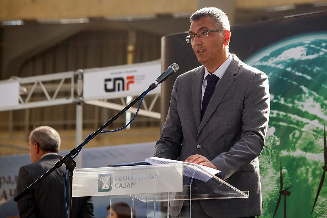 Savo Bezmarević, izvršni direktor za tehničke poslove proizvodnje energije EPS-a