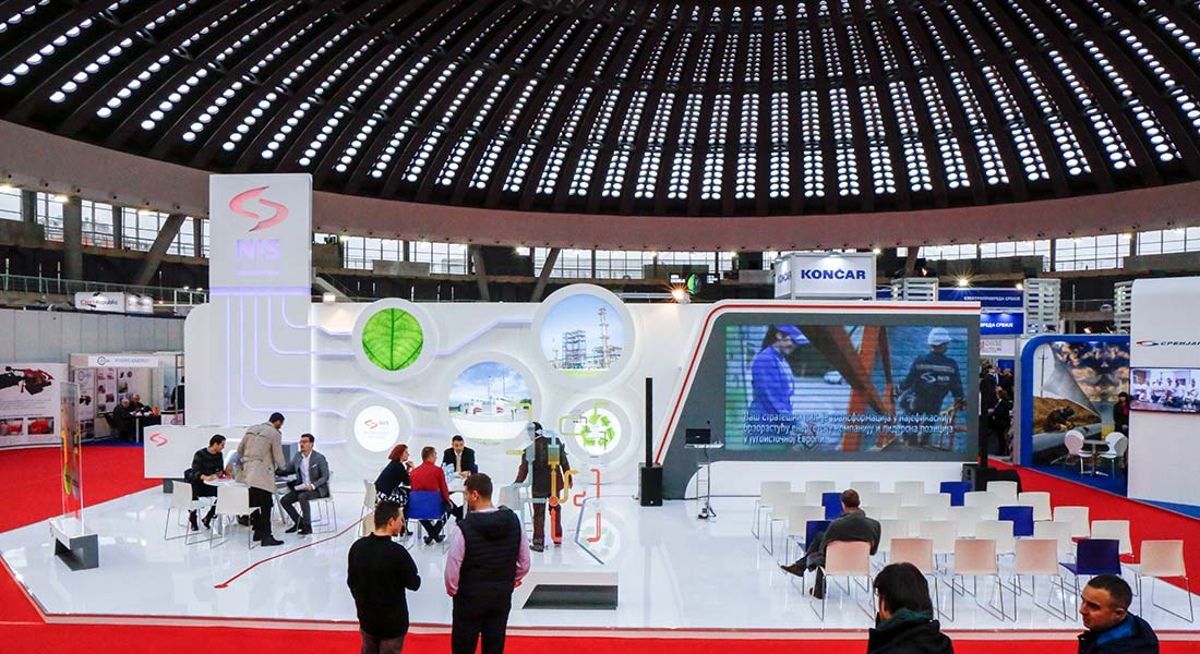 International Energy Fair, International Fair of Environmental and Natural Resource Protection – EcoFair and International Security Fair – 112 EXPO