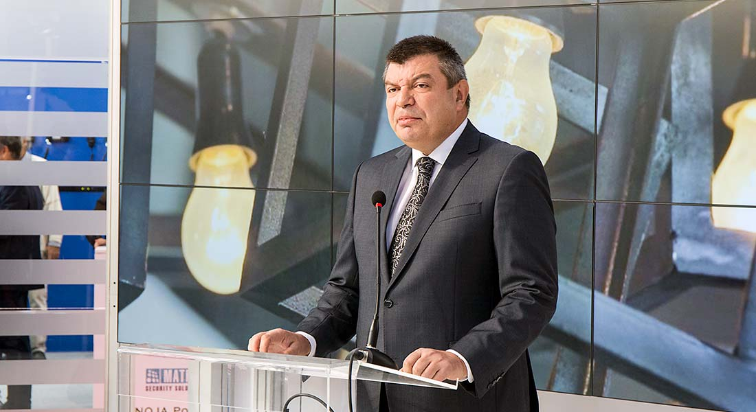 Milorad Grčić. v.d. direktora Elektroprivrede Srbije
