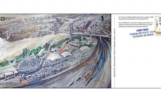 U povodu obeležavanja Svetskog dana sajamske industrije, Beogradski sajam je odštampao razglednicu sa prigodnom poštanskom markom, koja je poslata širom sveta