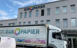 Domaćin Grafime 2019, kompanija EUROPAPIER DUNAV
