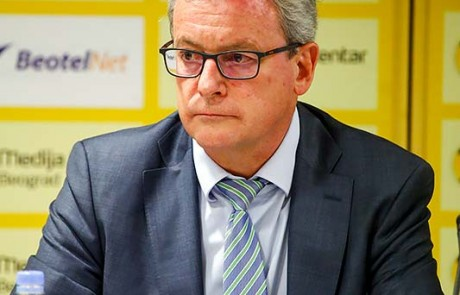 Johanes Ajgner, ambasador Austrije u Srbiji