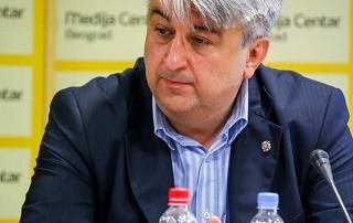 dr Dragan Hamović, urednik programa Sajma knjiga