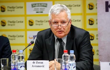 dr Zoran Avramović, predsednik Odbora Sajma knjiga