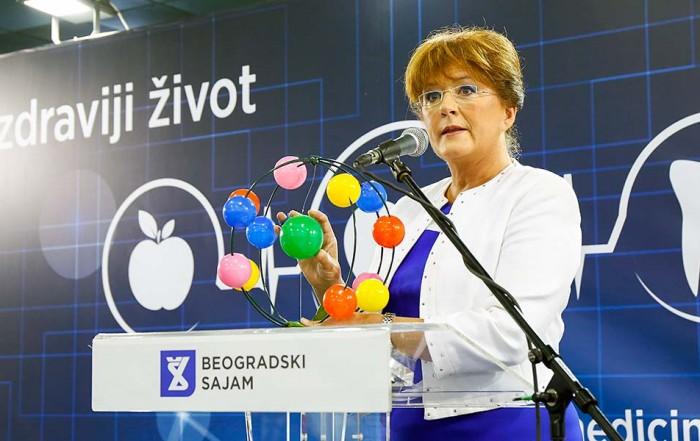 prof. dr Nadežda Basara, Medeident 2017.