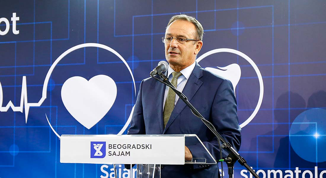 prof. dr Ferenc Vicko, državni sekretar u Ministarstvu zdravlja