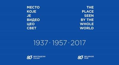 Monografija povodom 80 godina Beogradskog sajma