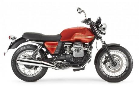 PGS Motori - Moto Guzzi V7 Classic