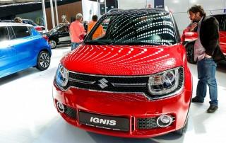 SUZUKI Ignis, premijerno na Salonu automobila