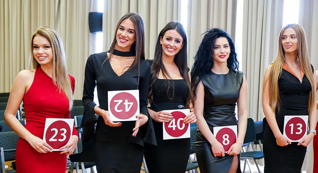 Izbor za Miss Sajma automobila 2017.