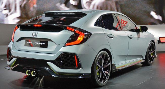 Honda Ciciv hatchback