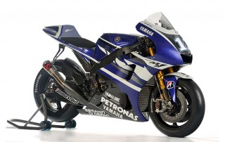 Yamaha M1, takmicarski motor Valentina Rosija