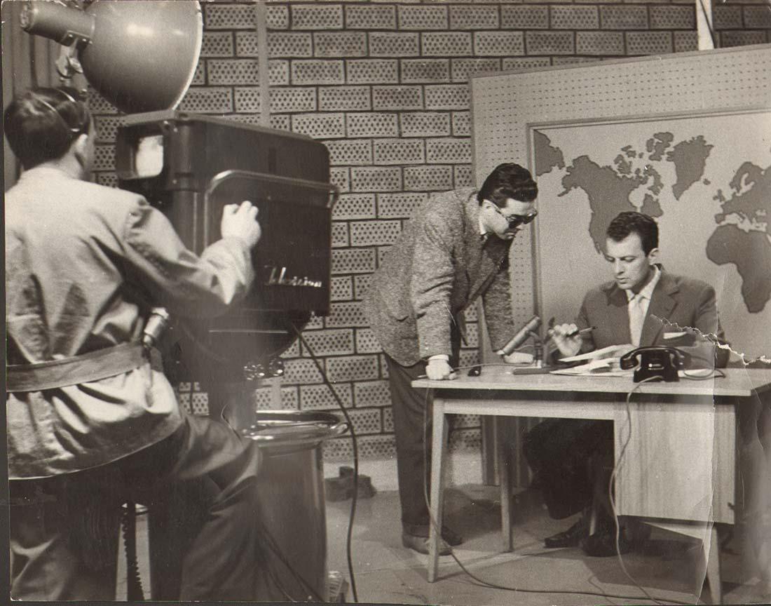 Sajam tehnike i TV Beograd počinjali zajedno