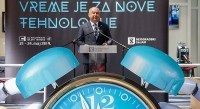 Министар у Влади Србије задужен за иновације и технолошки развој Ненад Поповић