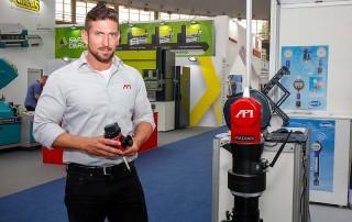 Automated Precision Europe GmbH, Nemačka - Radian Plus and vProbe
