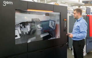 Topomatika d.o.o, Hrvatska - GOM CT - industrijska kompjuterizovana tomografija