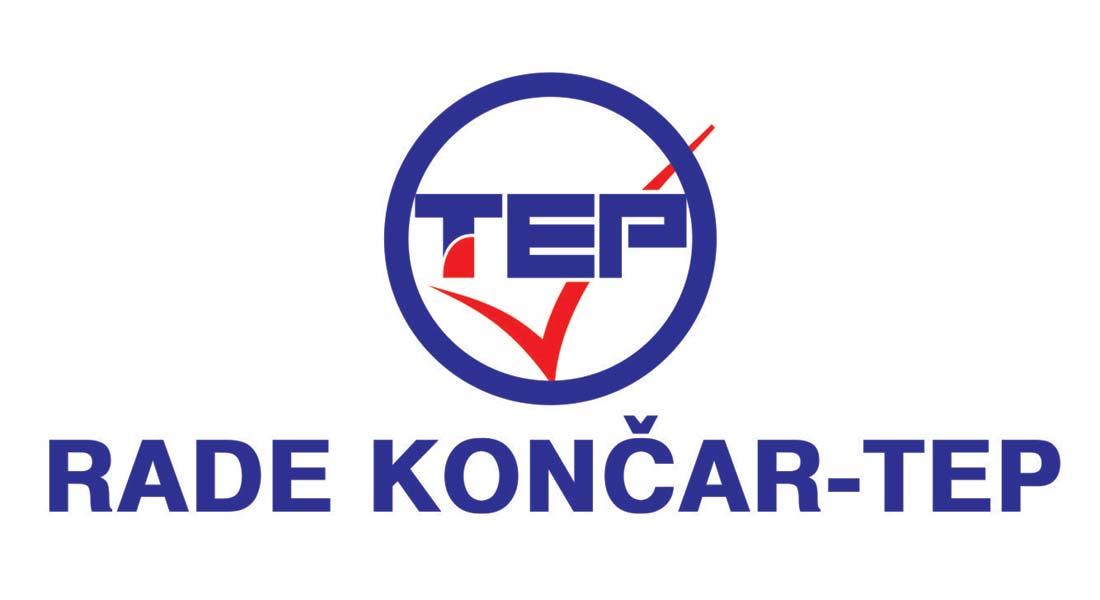 Rade Končar TEP, Skoplje