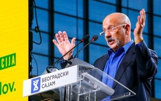 Džef Baron, konsultant za sektor industrije nameštaja razvojnog programa Evropski Progres