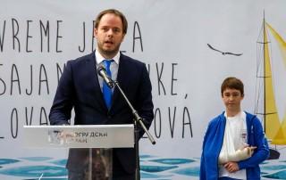 Pomoćnik ministra građevinarstva, saobraćaja i infrastrukture Veljko Kovačević