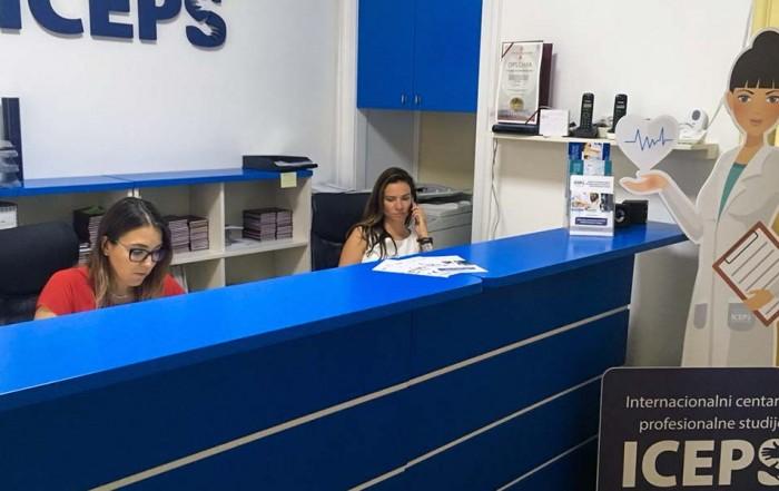 Visoka strukovna škola - Internacionalni centar za profesionalne studije – ICEPS