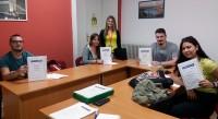 Merryland је специјализована школа за учење енглеског и немачког језика