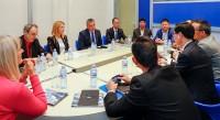 Kineska privredno-poslovna delegacija obišla i Sajam knjiga