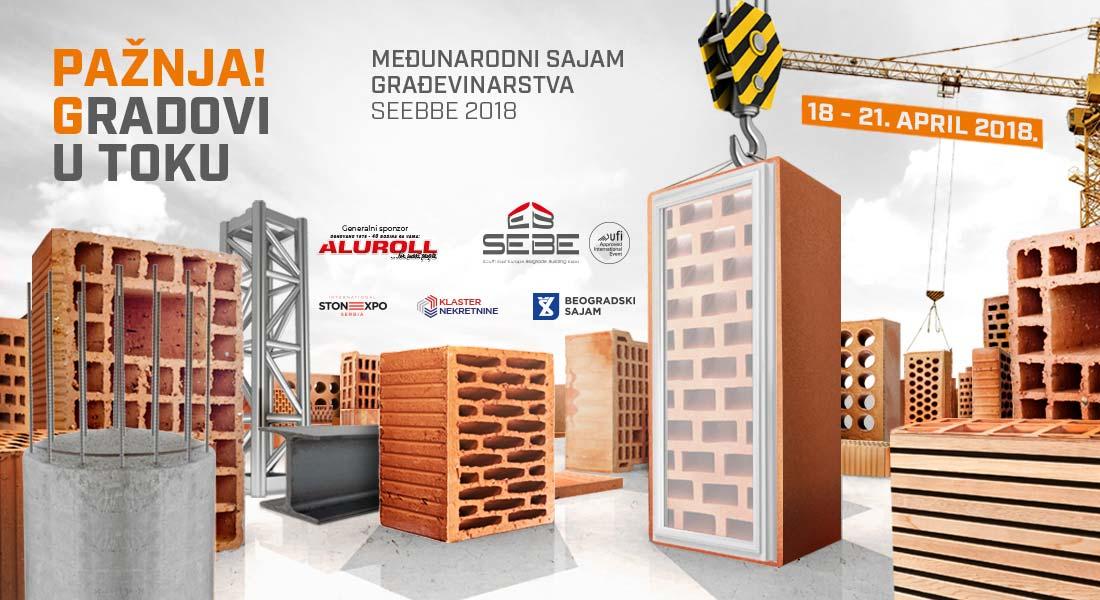 Sajam građevinarstva 2018.