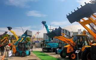 The 45. International Building Trade Fair