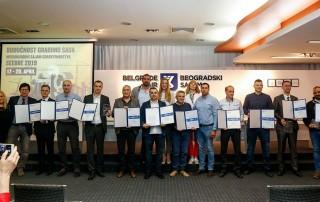 Priznanja Beogradskog sajma za učesnike SEEBBE