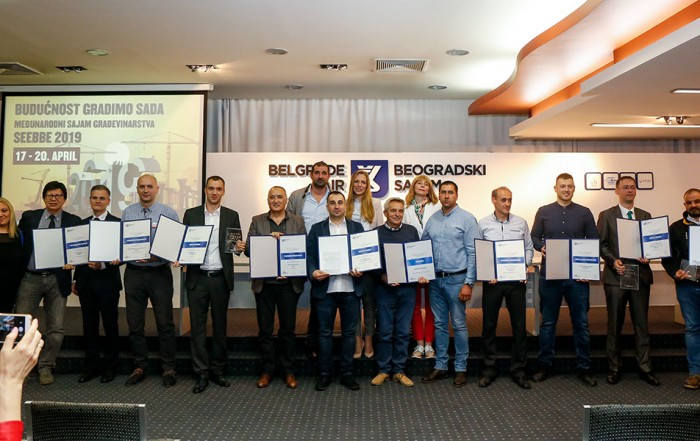 Признања Београдског сајма за учеснике SEEBBE