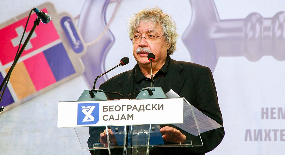 Karl Markus Gaus, austrijski pisac i publicista