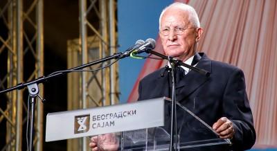 Pisac i akademik Matija Bećković