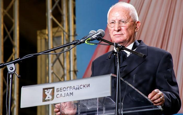 Писац и академик Матија Бећковић