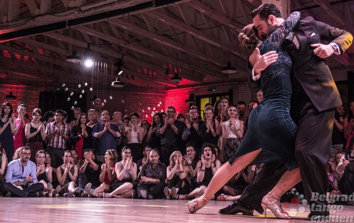 Tango Festival at Belgrade Fair