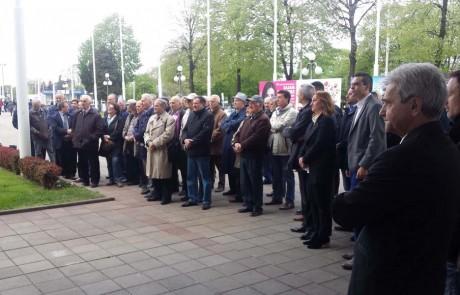 Svecanost povodom 60 godina Beogradskog sajma