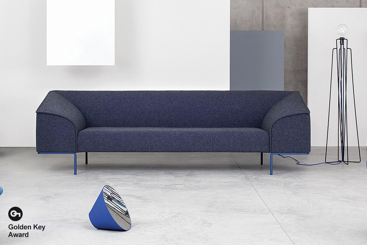 Sofa Seam – dizajn Bottcher Henssler Kayser, Prostoria, Hrvatska.