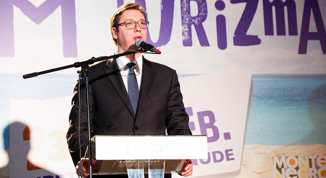 Aleksandar Vucic, predsednik Vlade Republike Srbije