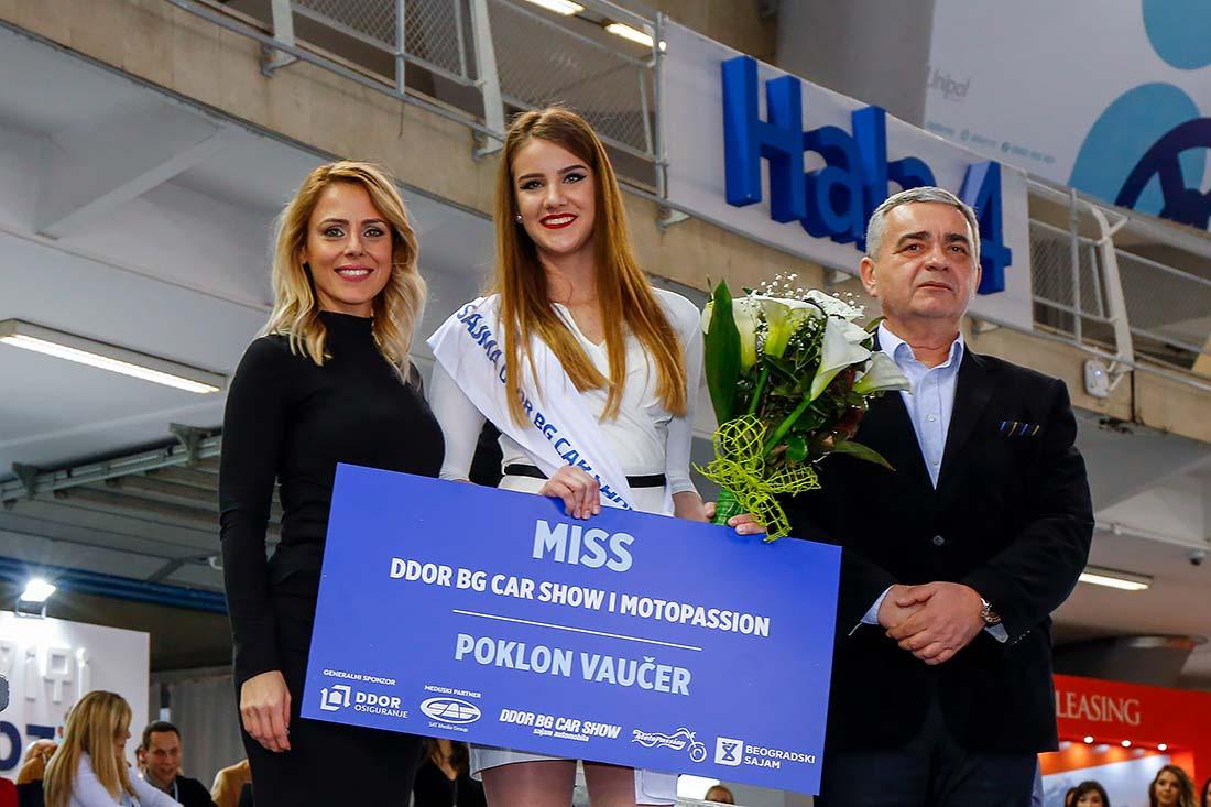 Izbor za miss DDOR BG CAR SHOW i MOTOPASSION 2018.