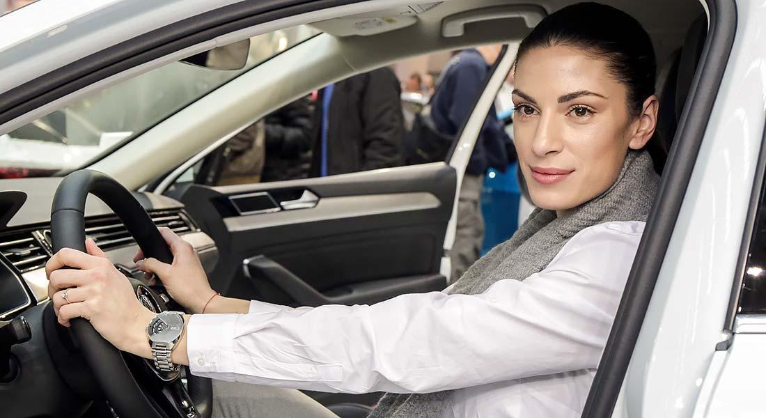 Ivana Španović je posetila DDOR BG CAR SHOW 2016.