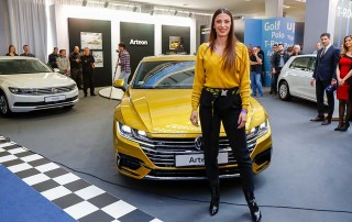 Ivana Španović BG Car Show 2018.