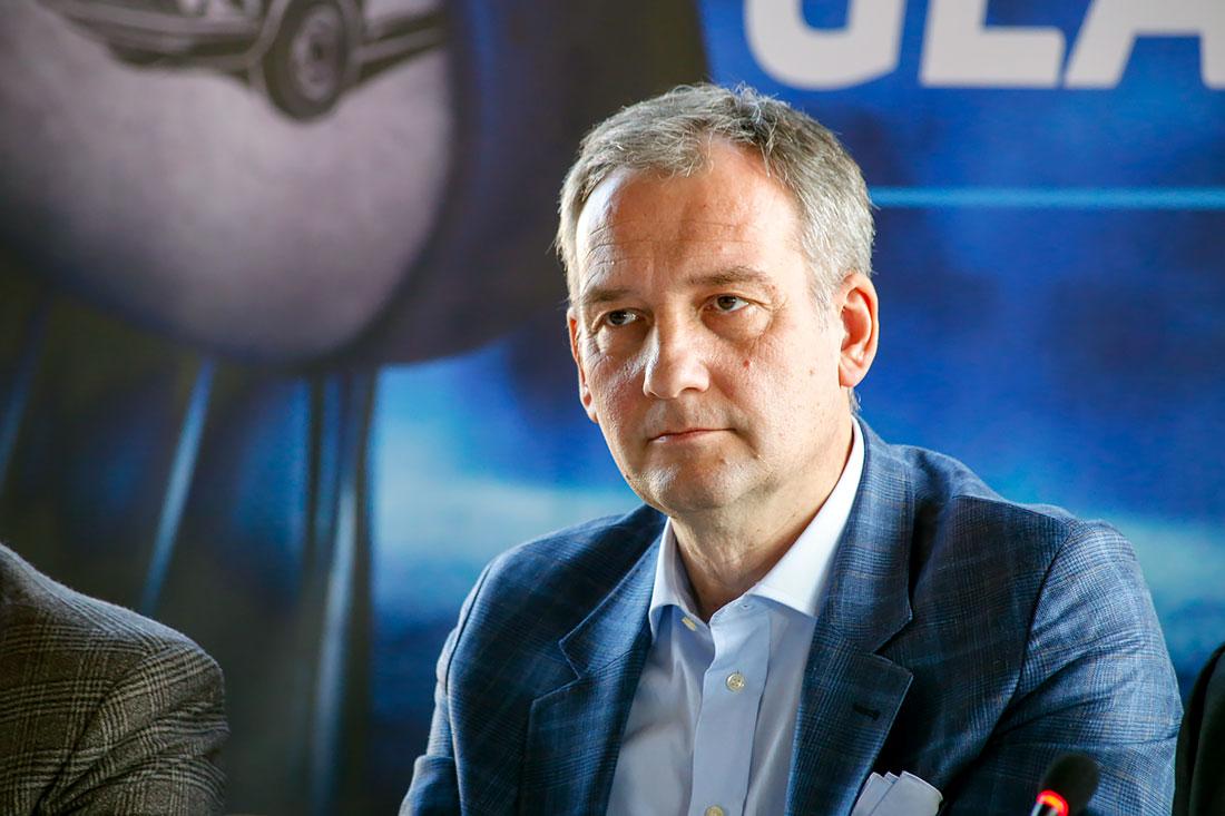 Miloš Petrović, predsednik Srpske asocijacije uvoznika vozila i delova