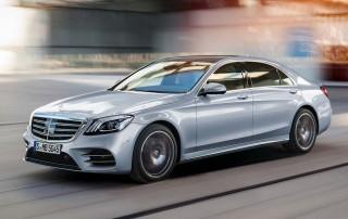 Najbolji automobil godine za 2018. - Mercedes S